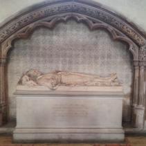 Memorial for Fr Thomas Doyle, founder of the Church.